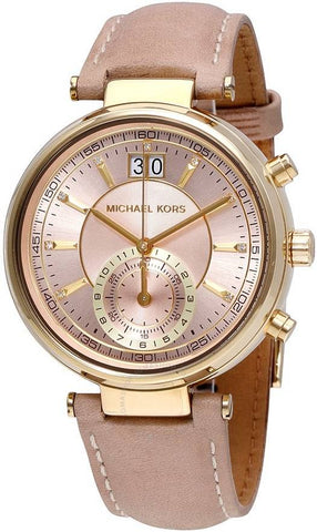 MICHAEL KORS: Women's watch Sawyer MK2529 - www.choubrand.com
