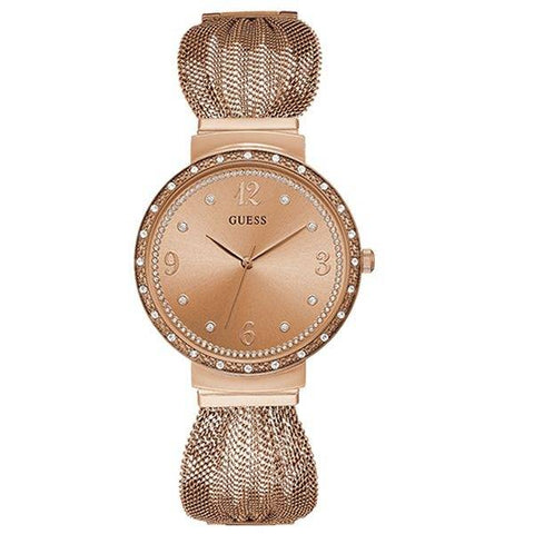 GUESS: Women's watch W1083L3 in rose gold - www.choubrand.com