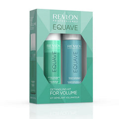 Duo Equave Volume démêlant + shampooing