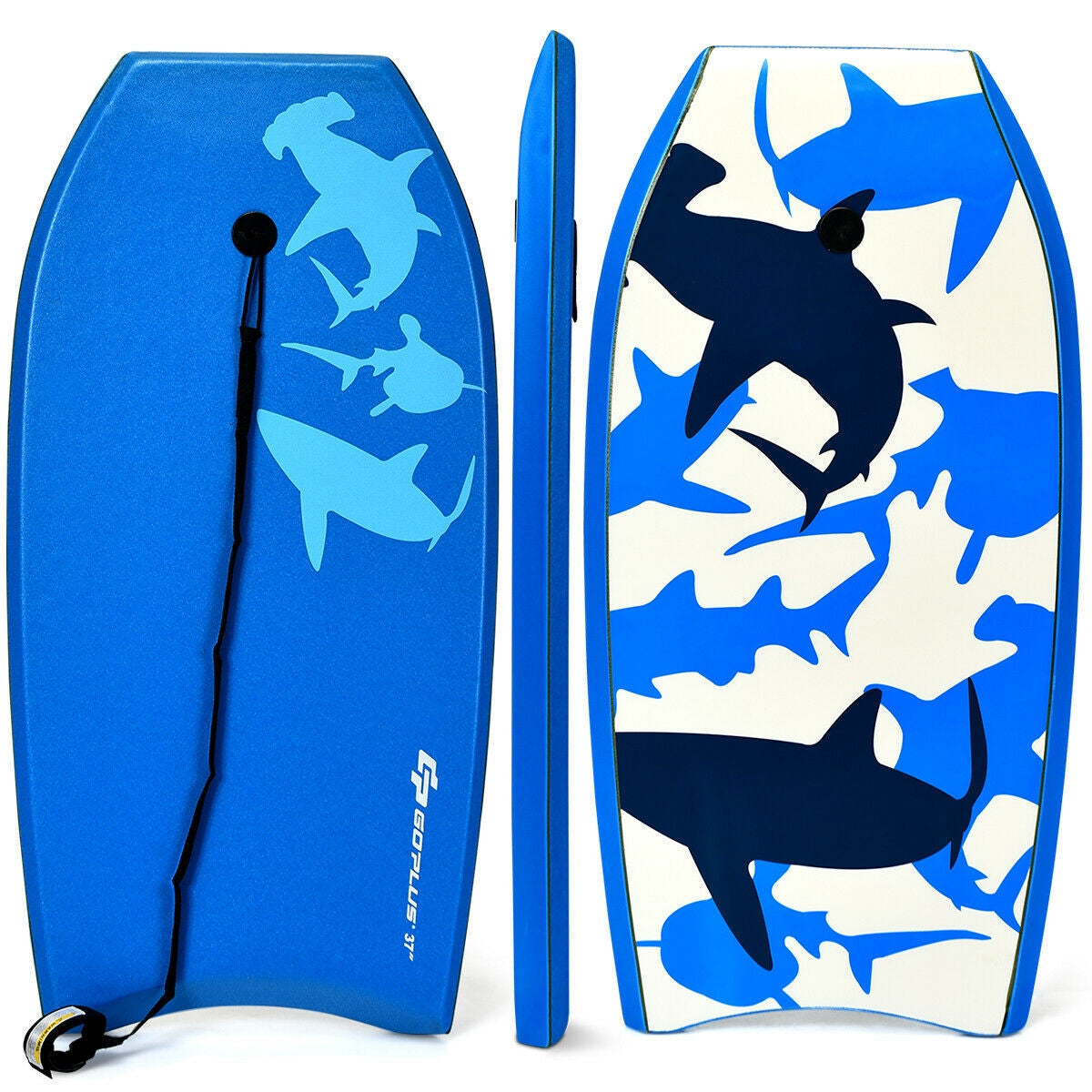 Summertime Staples™ Boogie Board Kids Adults Beach Body Board