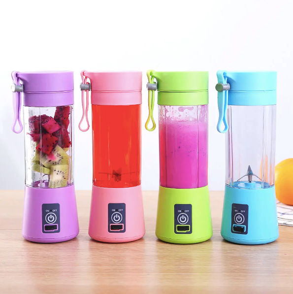 Sully & Rye™ Portable Blender Rechargable Bottle Juice Smoothie