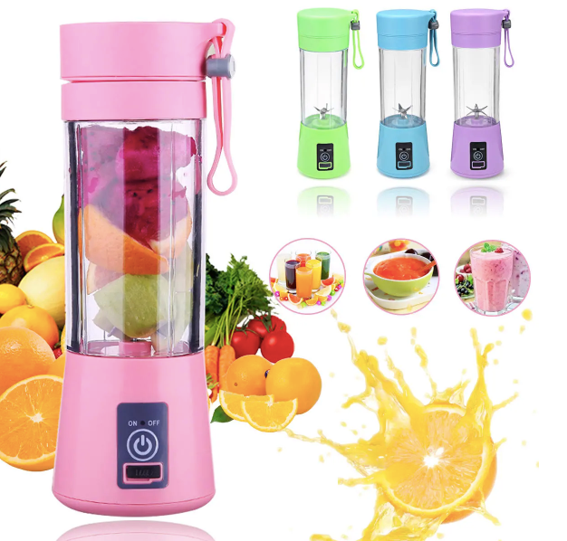 Portable blender long battery life