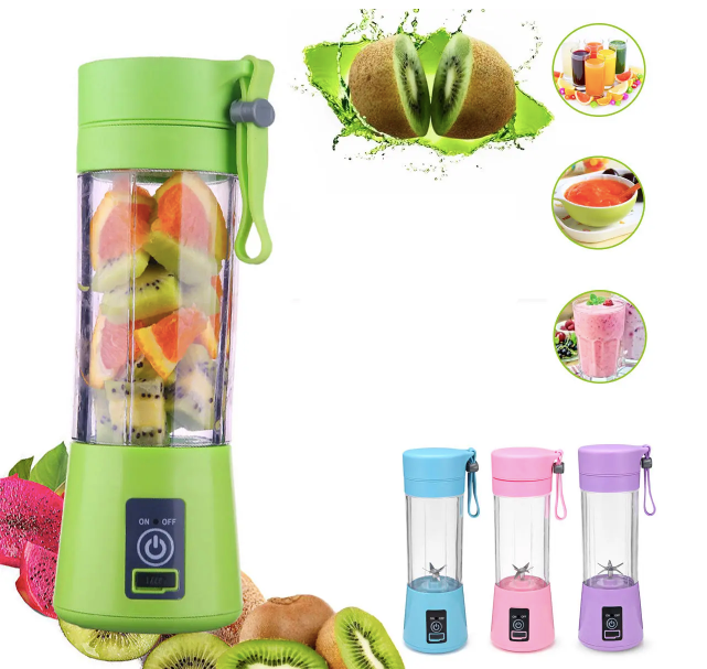 portable blender stainless steel blade