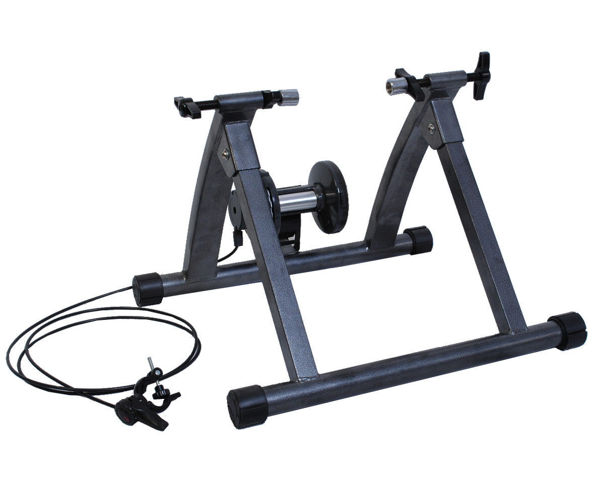 foldable compact bike trainer