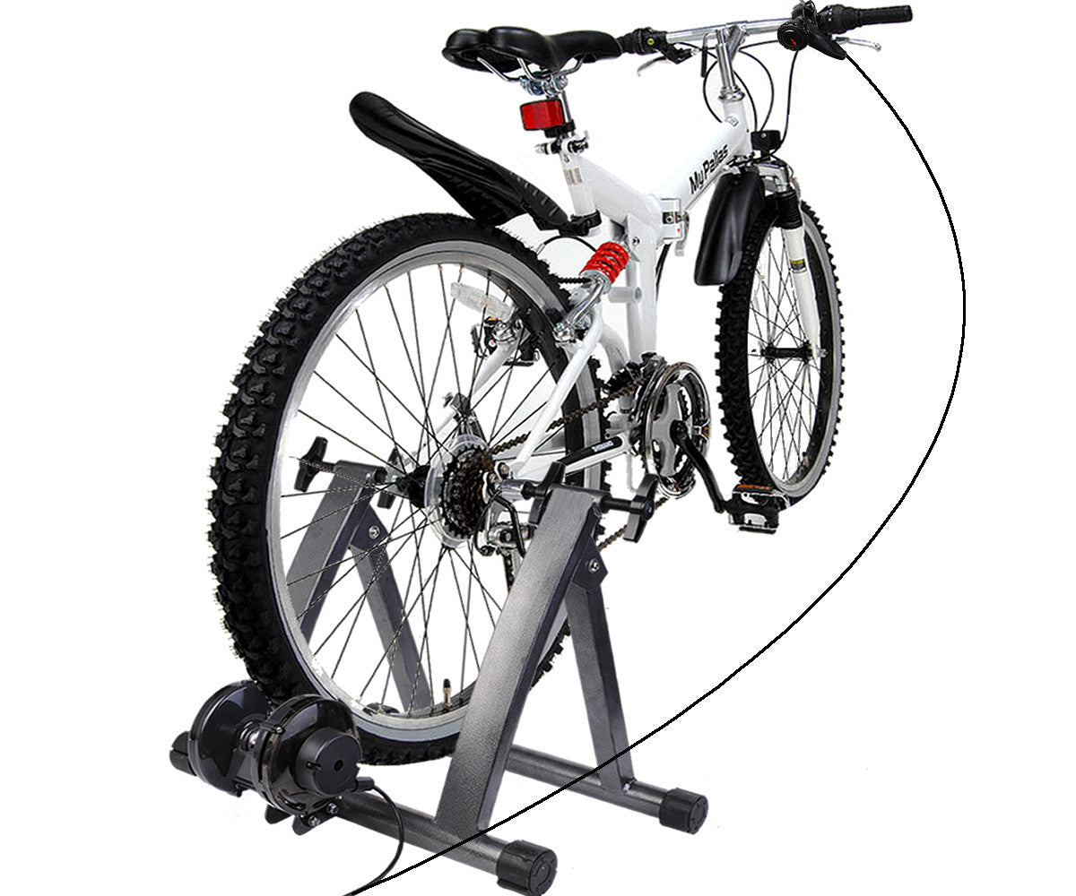 indoor bike trainer stationary bike stand