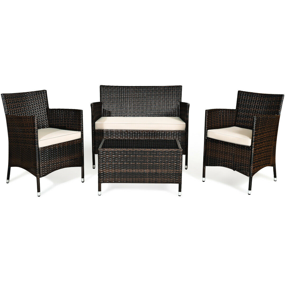 best patio furniture set wicker
