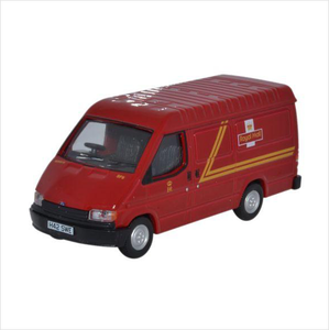 OO scale | Royal Mail Ford Transit MK3