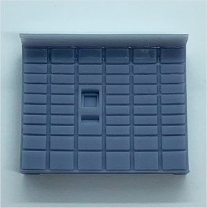 OO scale | Amazon lockers (1 piece)