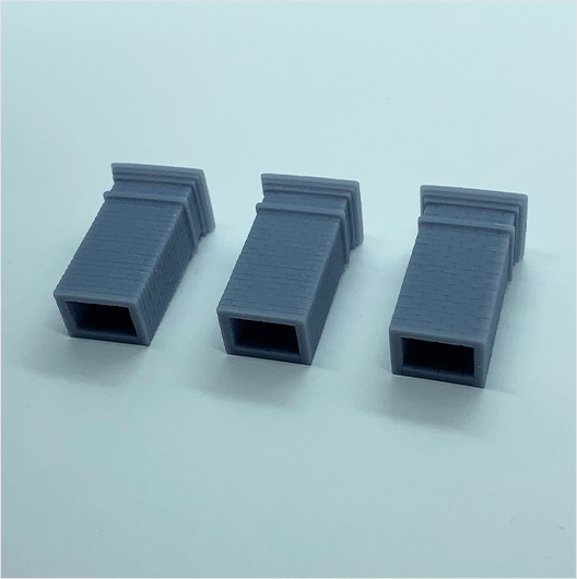 OO scale | Chimney stack - type 5 (3 pack)