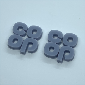 OO scale | Co-op logo (2 pack)
