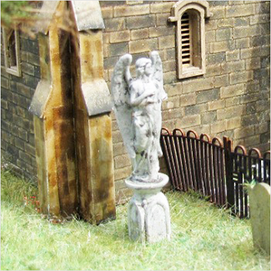 OO scale | Grave yard multipack (19 pieces)
