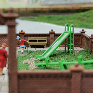 OO scale | Playground set (10 pack)