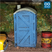 Load image into Gallery viewer, OO scale | Portable toilet (style 1)