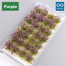 Load image into Gallery viewer, OO scale | Flower patches (28 pack)
