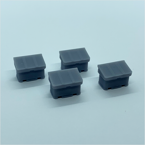 OO scale | Salt and grit bin - style 2 (4 pack)