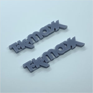 OO scale | TK Maxx shop sign (2 pack)