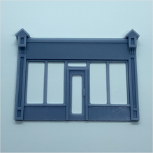 Load image into Gallery viewer, OO scale | Victorian shopfront - type 1 (1 piece)