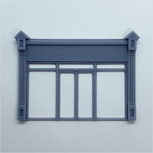 Load image into Gallery viewer, OO scale | Victorian shopfront - type 4 (1 piece)