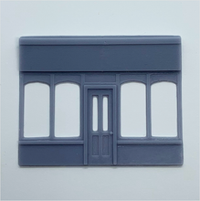 Load image into Gallery viewer, OO scale | Victorian shopfront - parade - type 3 (1 piece)