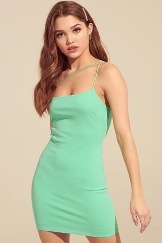 Samantha Little Mint Dress