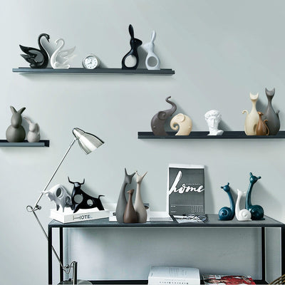 Animal Figurines Home Decoration Accessories