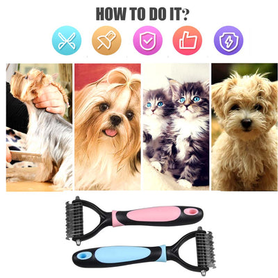 Dog Cat Grooming Stripping Tool