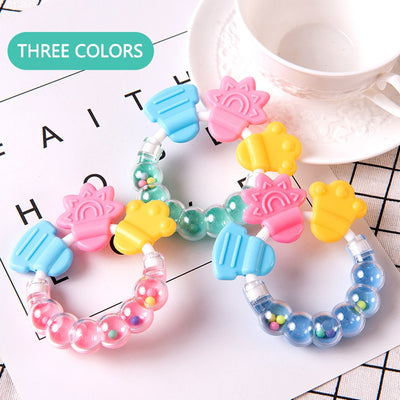Safe Baby Teether Toys