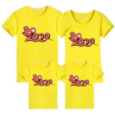 family t shirt Mommy and Daughter Father