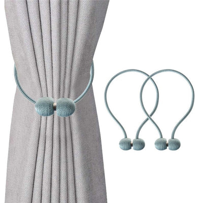 Buckle Clips Curtain Rod For Home