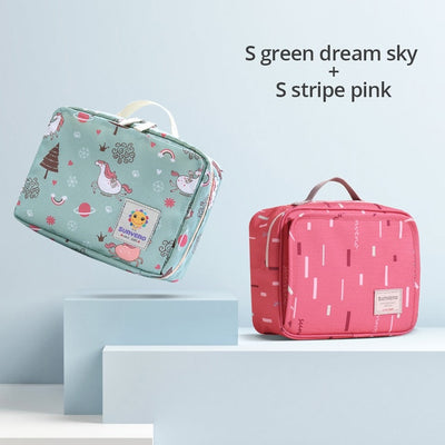 Dry Diaper Bag Double Handle