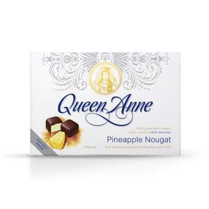 Load image into Gallery viewer, Dark Chocolate Pineapple Nougat 140g