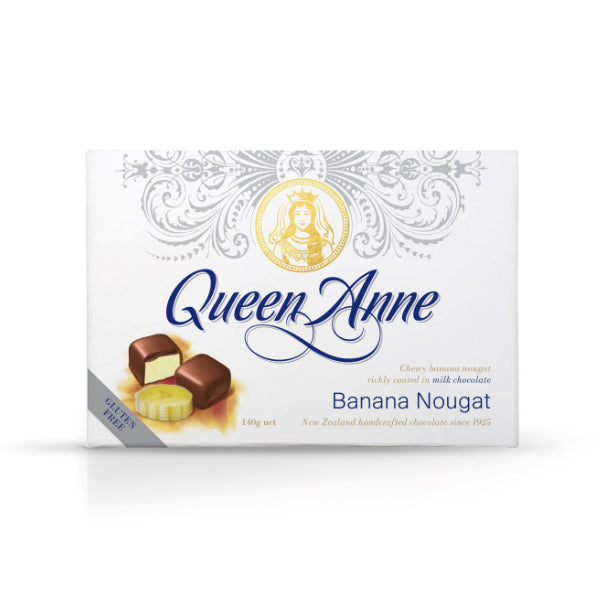 Milk Chocolate Banana Nougat 140g