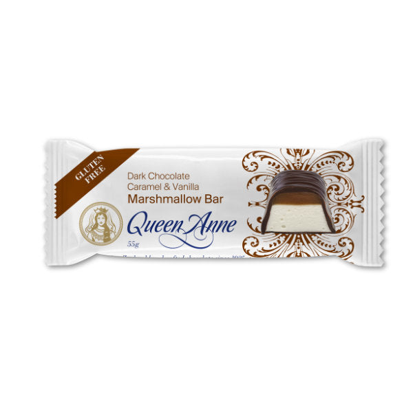 Dark Chocolate Caramel & Marshmallow Bar 55g