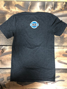 The Hub Cyclery Original Tee