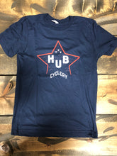 Load image into Gallery viewer, The Hub Cyclery Star Tee
