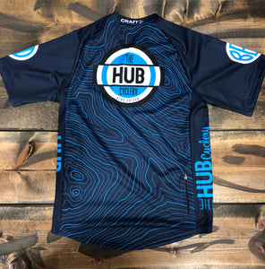 The Hub Cyclery Loose Fit Jersey