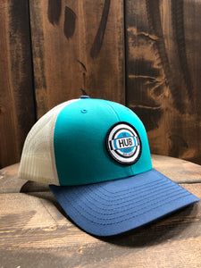 The Hub Cyclery Mesh Hat, Click for color options