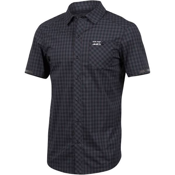 Pearl Izumi Men's Short Sleeve Button-Up (19121709)