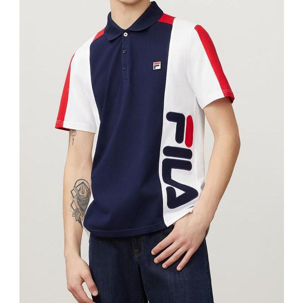 Fila Men's Apache Polo Shirt (LM912838)