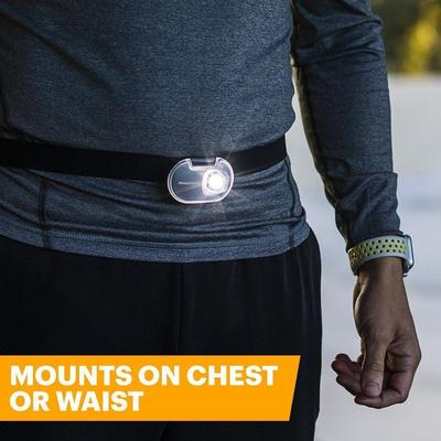 Nathan Luna Fire 250 RX Run Chest/Waist Light