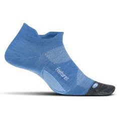 Feetures Elite Merino 10 Cushion No Show Tab Socks (EM501)