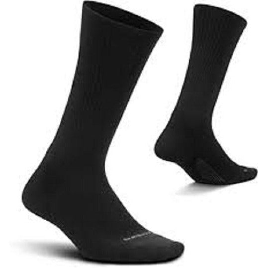Feetures Ultra Light Plantar Fasciitis Relief Crew Sock