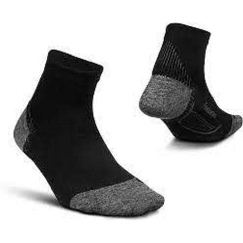 Feetures Light Cushion Quarter Plantar Fasciitis Relief Sock
