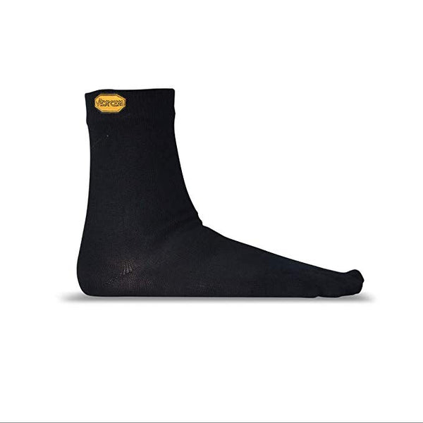 Vibram Merino Wool-Blend Crew Toe Socks (S15C)