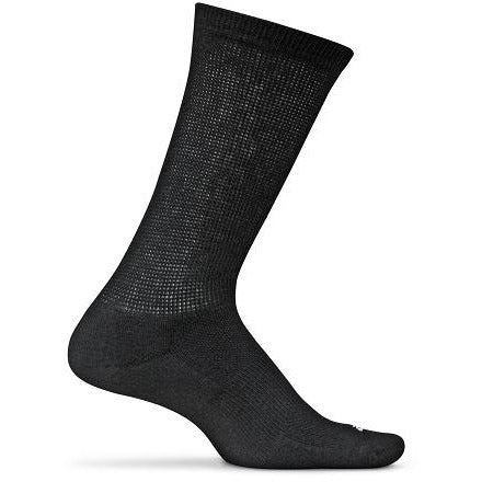 Feetures Therapeutic Light Cushion Crew Sock (F100)