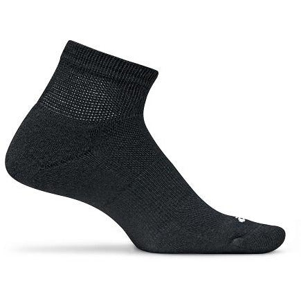 Feetures Therapeutic Light Cushion Quarter Sock (F200)