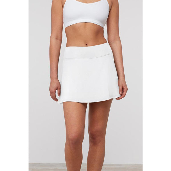 FILA Women's Long Flirty Skort (TW151JF6)