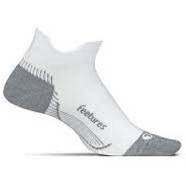 Feetures Ultra Light No Show Tab Plantar Fasciitis Relief Socks