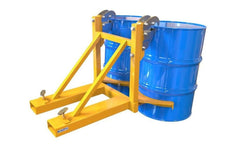 Forklift Drum Handling and Attachments