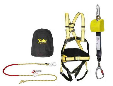 fall arrest and safety harnesses guide